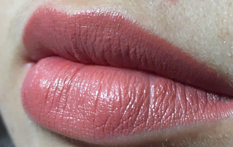 Colorbar Subtly Nude Sheer Creme Lust Lipstick 2