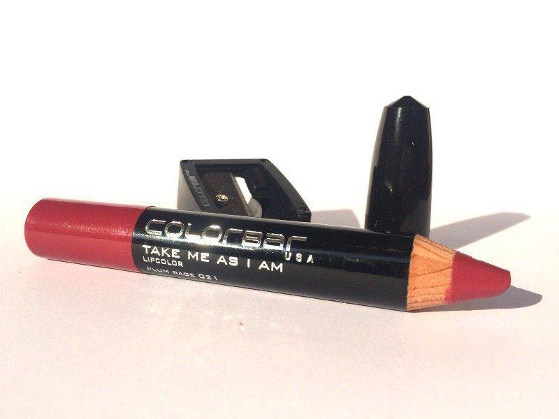 Colorbar Take Me As I Am Lipstick Plum Rage 021