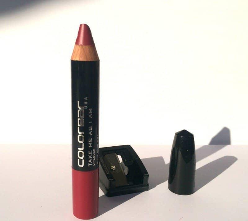 Colorbar Take Me As I Am Lipstick Plum Rage 021 2