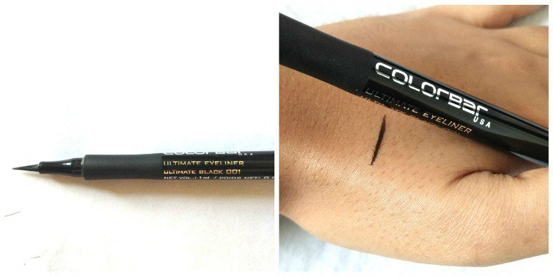 Colorbar Ultimate Eyeliner Review
