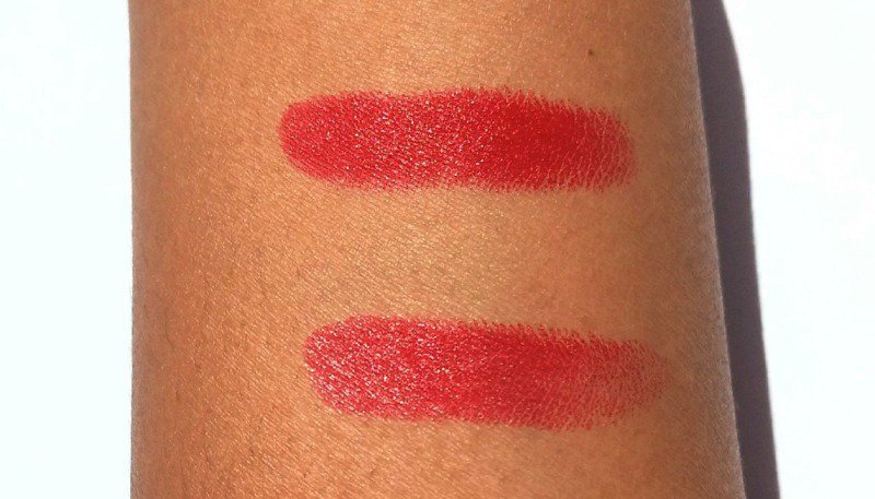 Colorbar Velvet Matte Lipstick All Fired Up 3