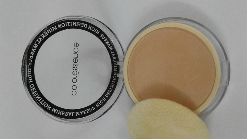 Coloressence High Definition Pan Cake 4