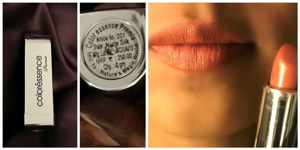 Coloressence Lipstick Nude Silk