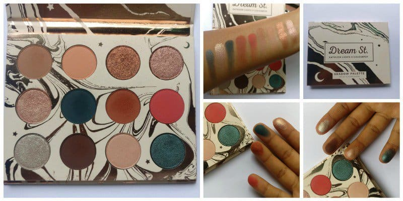 ColourPop x Kathleen Lights Dream St PaletteColourPop x Kathleen Lights Dream St Palette