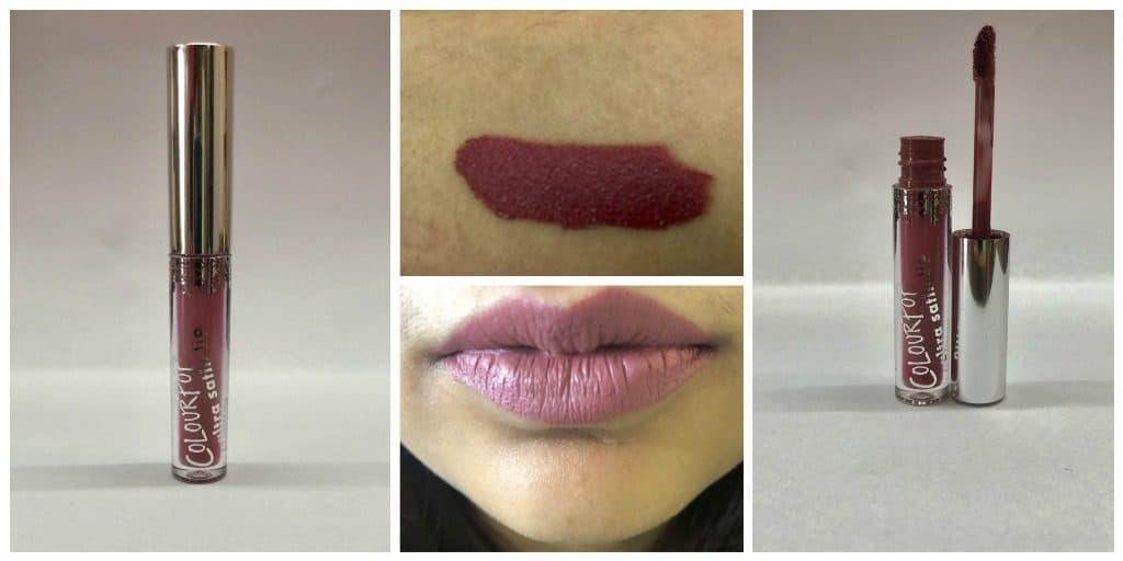 Colourpop Dopey Satin Lipstick