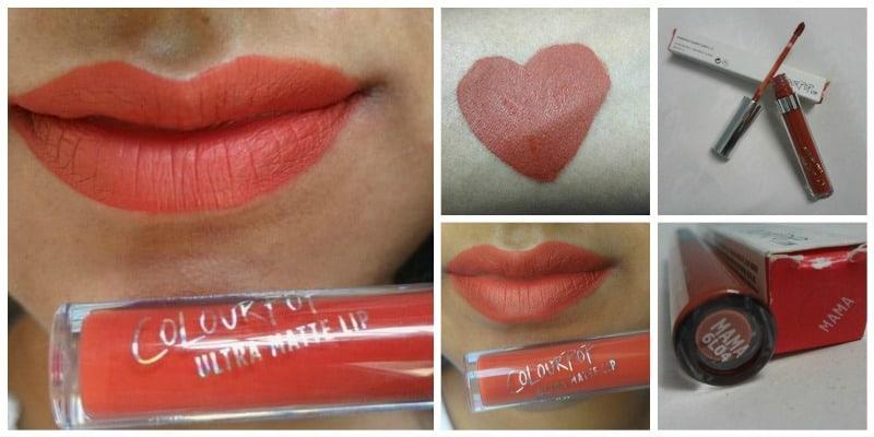 Colourpop Mama Ultra Matte Lipstick