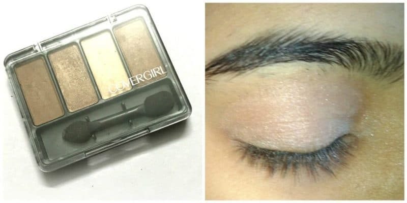 Covergirl Eye Enhancers Country Woods 215 Eye shadow Palette Review