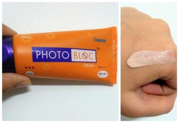 Curatio Photo Bloc Cream
