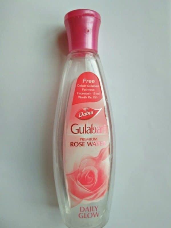 Dabur Gulabari Premium Rose Water Review