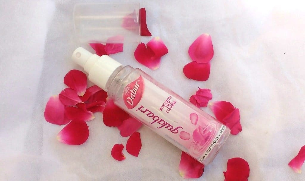 Dabur Gulabari Rose Glow Face Cleanser Review