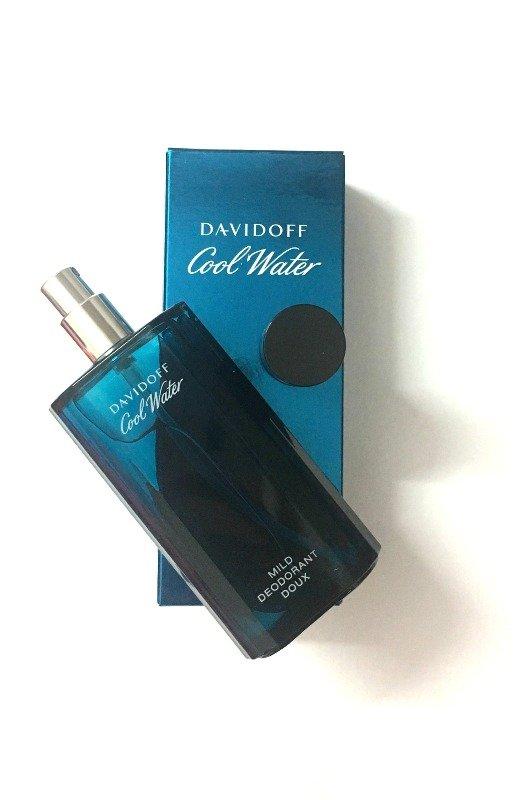 Davidoff Cool Water Mild Deodorant Natural Spray