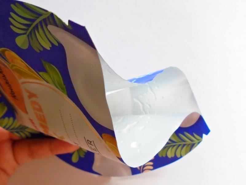 Dear Packer Pea + Yogurt Home Remedy Mask Review 3