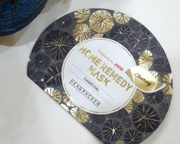 DearPacker Charcoal Home Remedy Mask 2