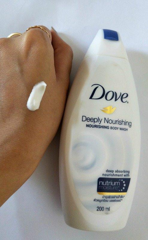 Dove Deeply Nourishing Body Wash  2