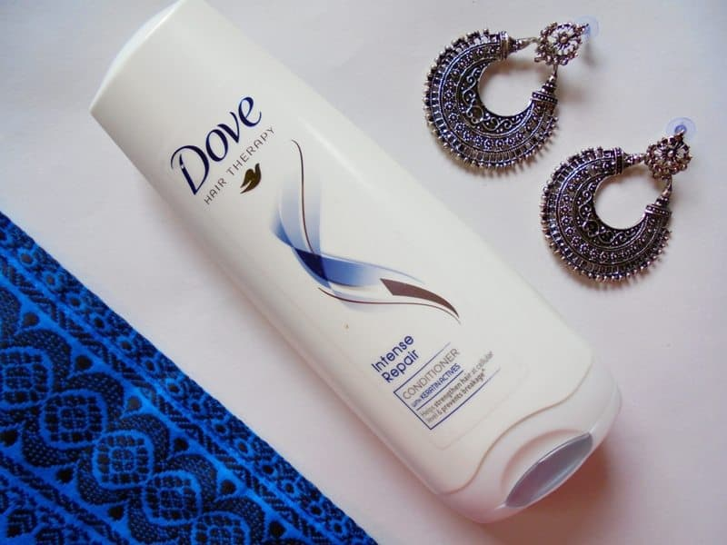 Dove Hair Therapy Intense Repair Conditioner Review