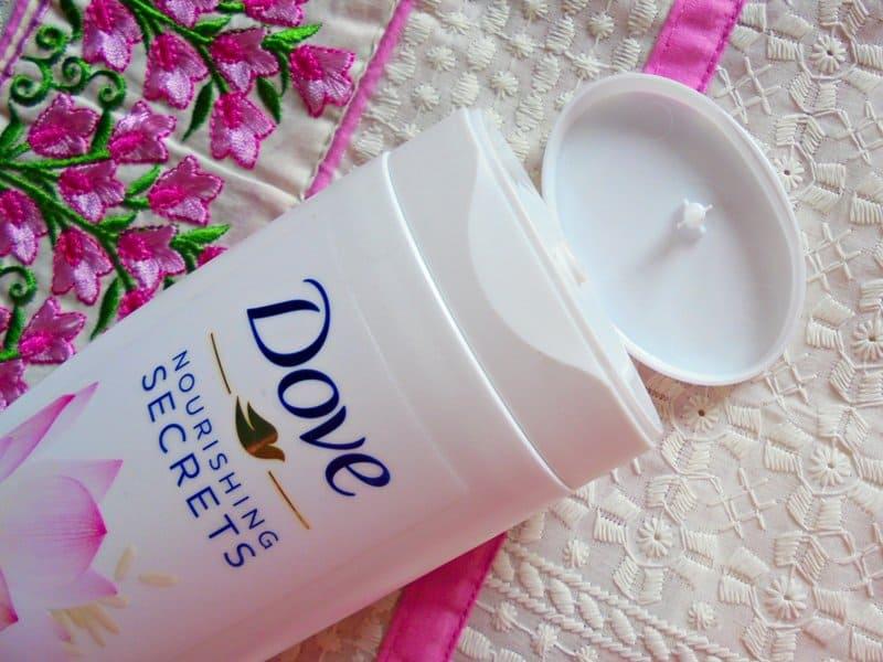 Dove Nourishing Secrets Glowing Ritual Body Lotion Review 2