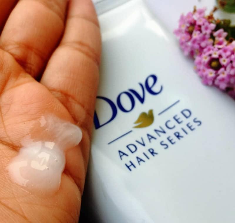 Dove Rejuvenated Volume Shampoo 4
