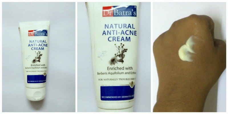 Dr Batra's  Anti-Acne Cream