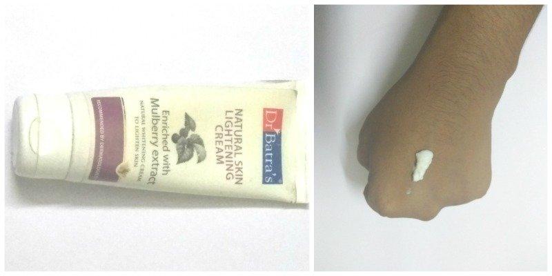 Dr.Batra's Natural Skin Lightening Cream