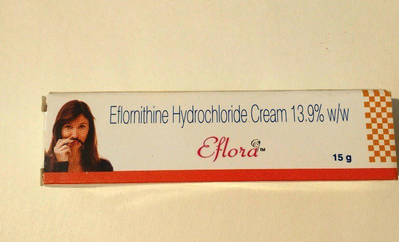 Eflornithine Eflora Cream