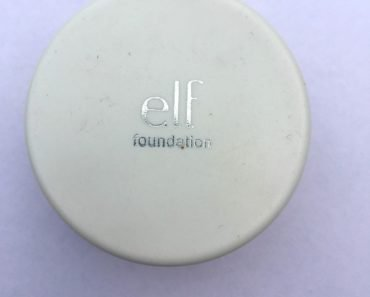 Elf Mineral Foundation Powder SPF 15 Review