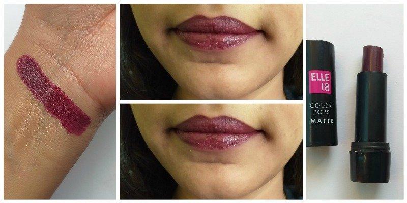 Elle 18 Cherry Wine Lipstick