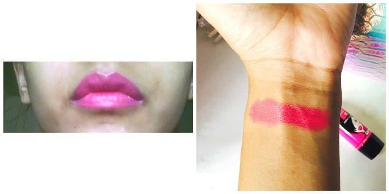 Elle 18 Color Boost Lipstick Miss Pink 3