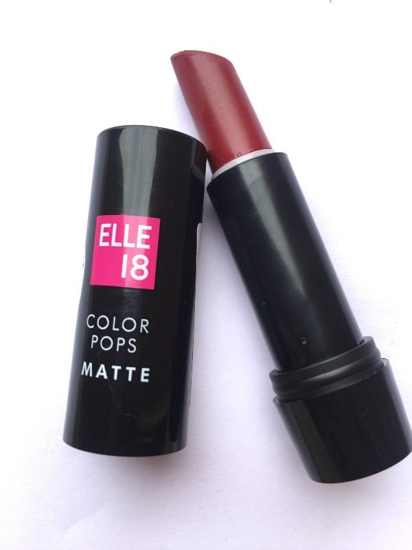 Elle 18 Color Pop Matte Lip Color Super Pink 2