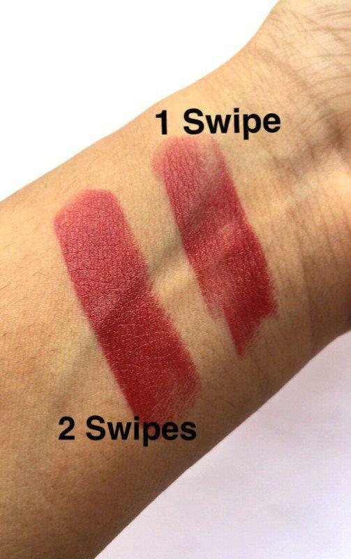 Elle 18 Color Pop Matte Lip Color Super Pink 3