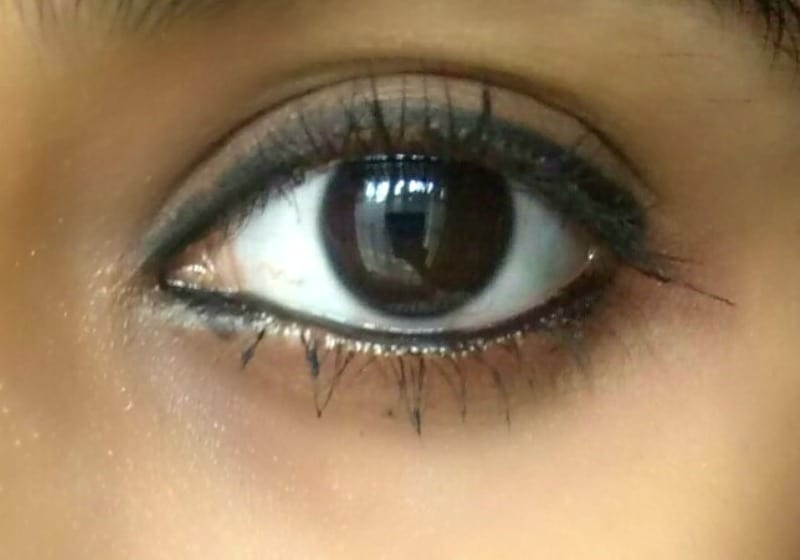 Elle 18 Eye Drama Kajal  2