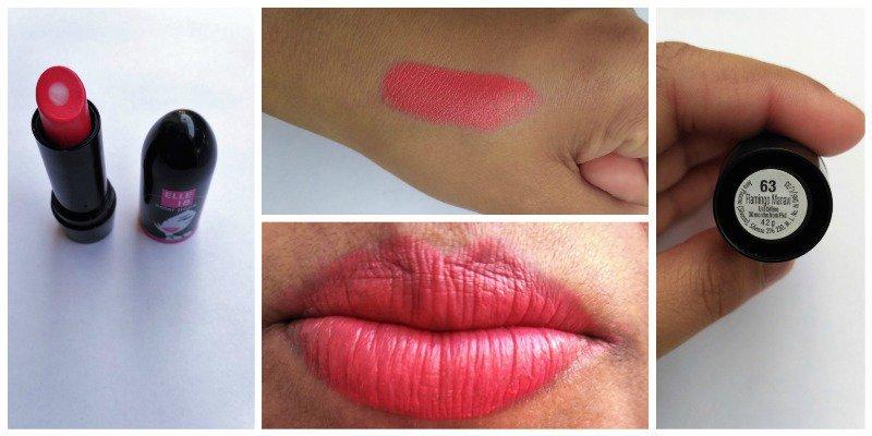 Elle 18 Flamingo Manavi Lipstick