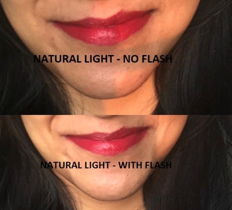 Elle 18 Lipstick Red Wave 3