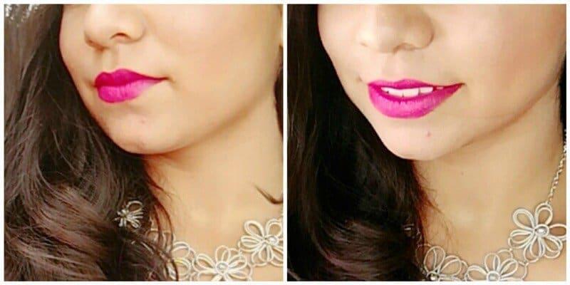 Elle 18 Lipstick Shades Pink Mocktail 5