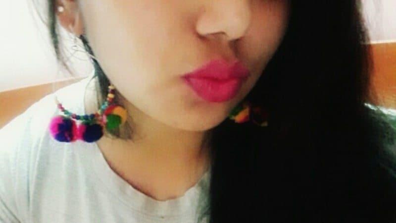 Elle18 Color Pops Lipstick Hot Pink 26 Review 4