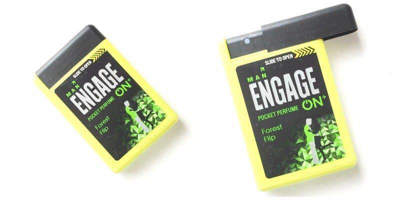 Engage On Forest Flip Pocket Perfume