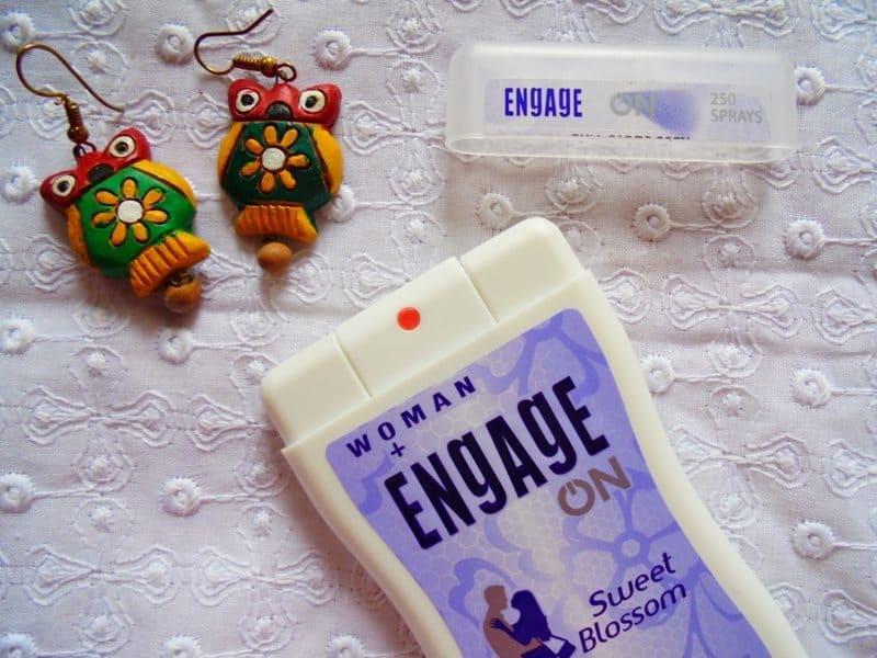 Engage Pocket Perfume Sweet Blossom 2
