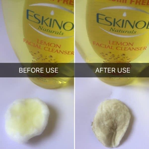 Eskinol Lemon Facial Cleanser 3