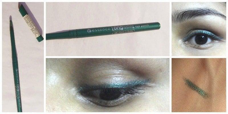 Essence Long Lasting Eye Pencil I Have A Green 12