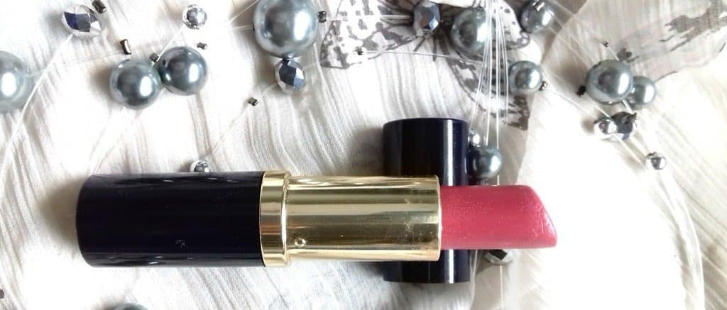 Estee Lauder Pure Color Lipstick Crystal Pink Review