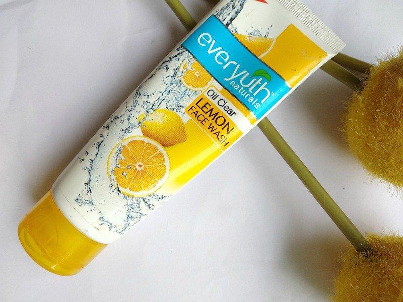Everyuth Lemon Face Wash A Good Face Wash