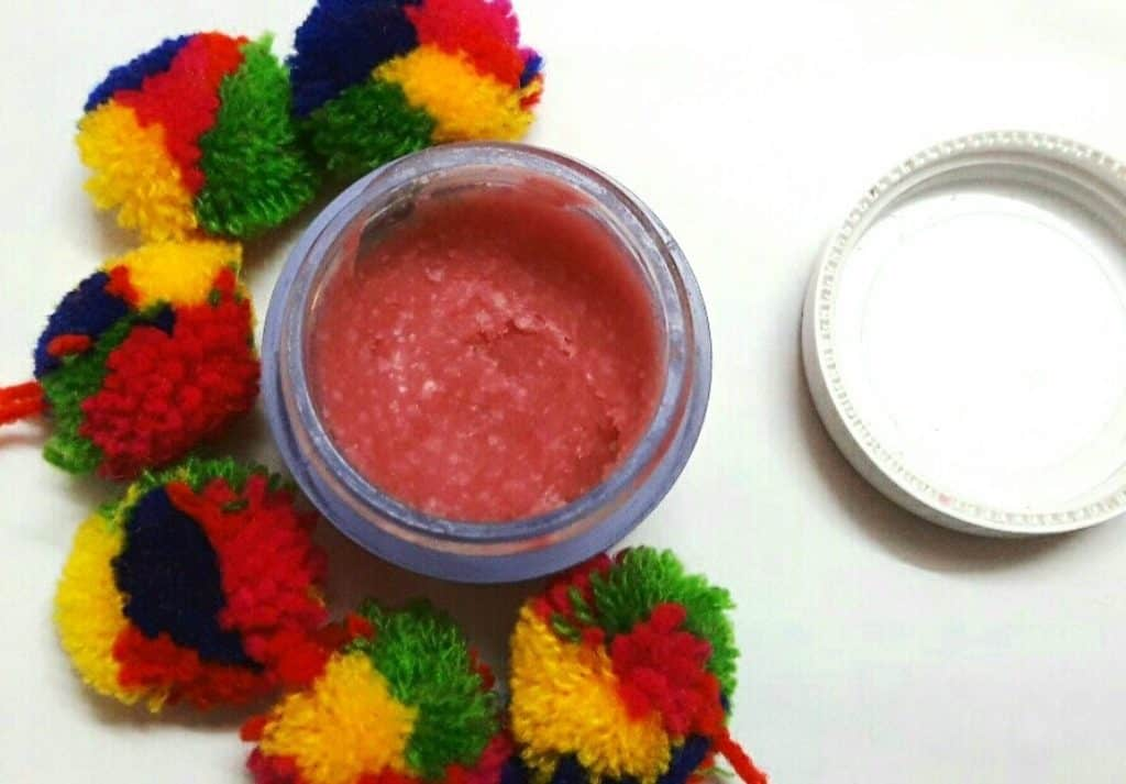 FabIndia Lip Butter Plum Passion Review 2