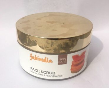 FabIndia Papaya Face Scrub