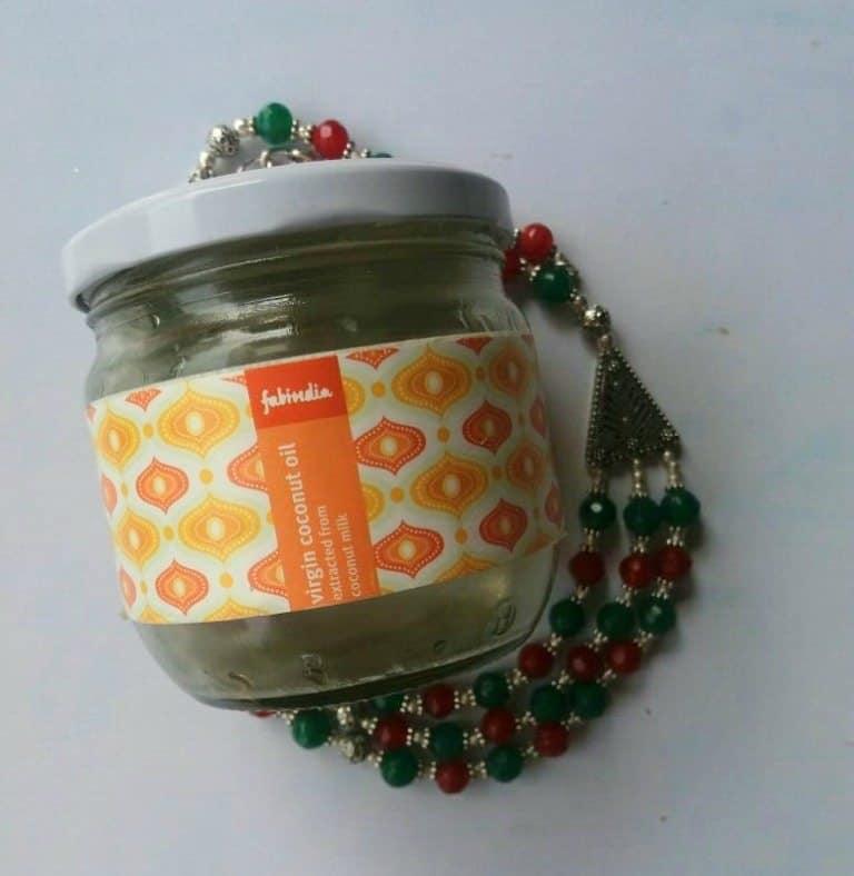 Fabindia Virgin Coconut Oil Review