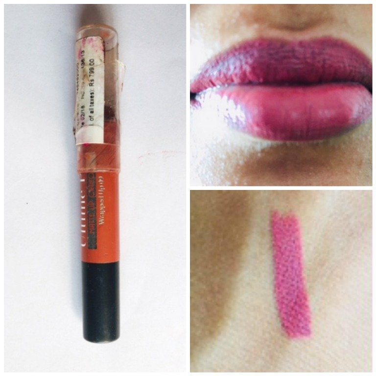 Faces Blushing Nude Matte Lip Crayon Review