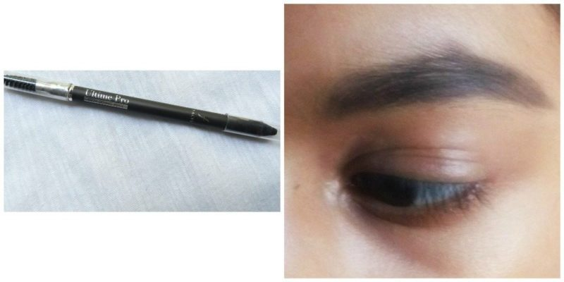 Faces Ultime Pro Brow Defining Pencil Review 4