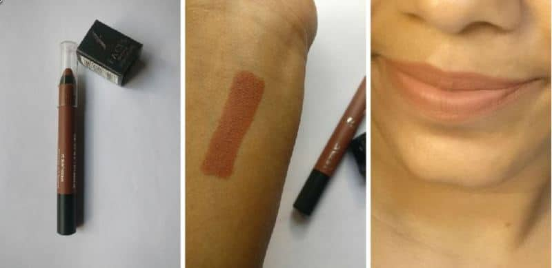 Faces Ultime Pro Matte Lip Crayon Spiced Latte