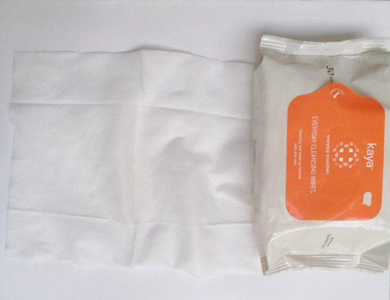 Facial Cleansing Wipes 3