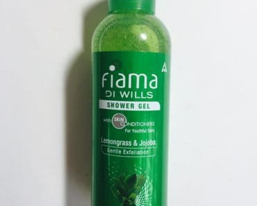 Fiama Di Wills Lemongrass & Jojoba Gentle Exfoliation Shower Gel Review 1