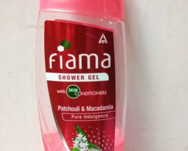 Fiama Di Wills Patchouli and Macadamia Pure Indulgence Shower Gel Review