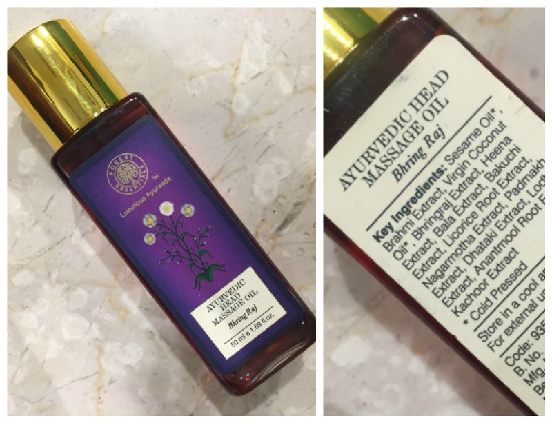 Forest Essentials Bhringraj Hair Oil